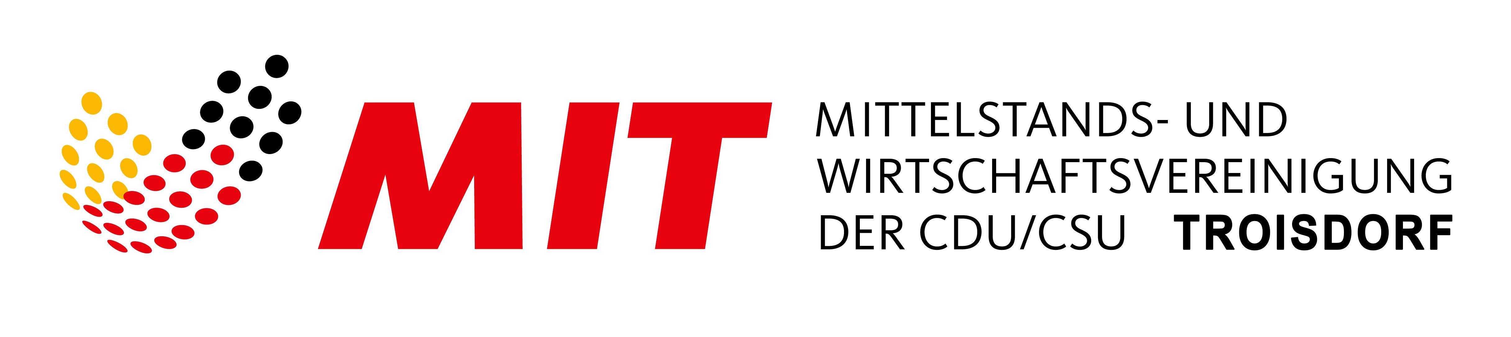 Logo der Mittelstands- und Wirtschaftsvereinigung der CDU Troisdorf