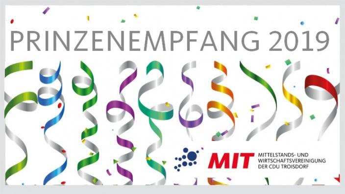 Prinzenempfang der MIT Troisdorf 2019